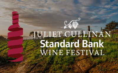 Come and share a glass with me at this year's Festival